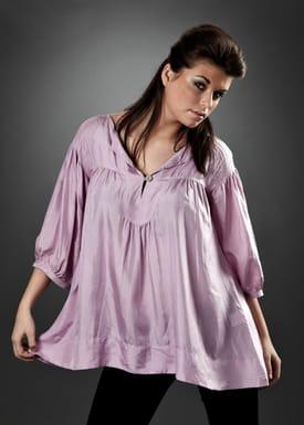 Islæt - Tunic - Rie - Pale purple
