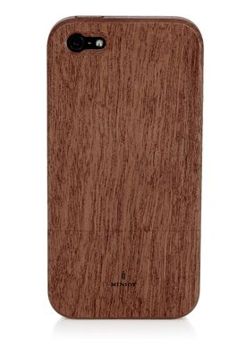 Miniot - Cover - iWood 5 iPhone Wood Cover - Mahogany