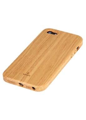 Miniot - Cover - iWood 5 iPhone Wood Cover - Oak