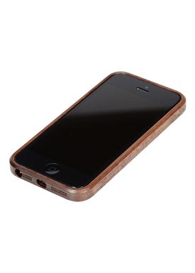 Miniot - Cover - iWood 5 iPhone Wood Cover - Walnut
