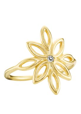 Izabel Camille - Ring - Blossom Ring - Gold