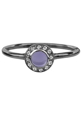 Izabel Camille - Ring - Liberty - Black/Purple