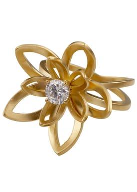 Lotus Ring Guld