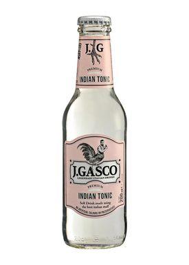 J. Gasco - Tonicwater - Tonic - Indian Tonic