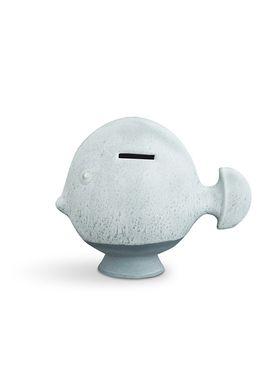 Kähler - Creative - Sparedyr Fisk - Mint