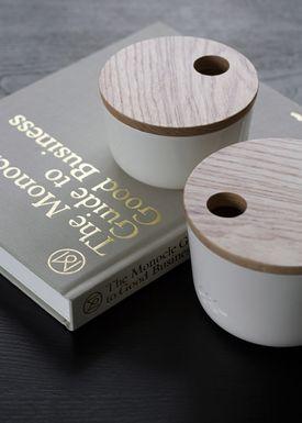 Kähler - Jar - Unit  - White - Medium