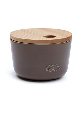 Kähler - Jar - Unit  - Mocca - Medium