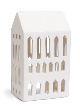 Kähler - Candle Holder - Urbania Candle/Ligth House - Kirke - H180