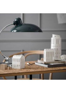 Kähler - Candle Holder - Urbania Candle/Ligth House - Tower - H220