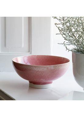 Kähler - Skål - Unico Skål - Rosa