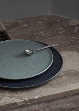 Kähler - Plate - Ombria Plate - Granite Green