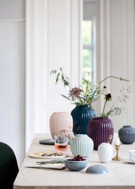 Kähler - Vase - Hammershøi Vase - Rosa - XLarge
