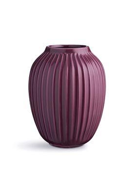 Kähler - Vase - Hammershøi Vase - Blomme - XLarge