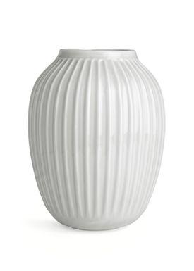 Kähler - Vase - Hammershøi Vase - Hvid - XLarge