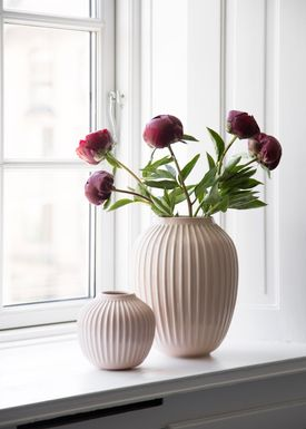 Kähler - Vase - Hammershøi Vase - Rosa - Mellem