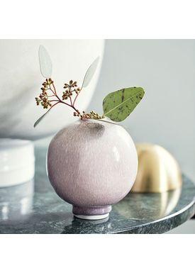 Kähler - Vase - Unico Vase - Rosa