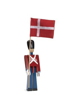 Kay Bojesen - Figure - Soldier - Stof flag til garder