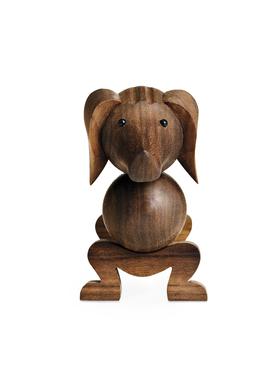 Kay Bojesen - Figur - Hunde - Gravhund