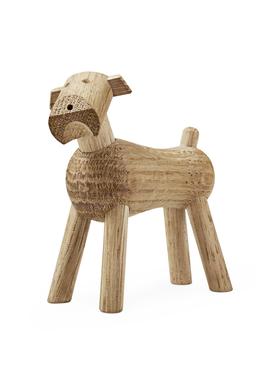Kay Bojesen - Figur - Hunde - Tim Lys Eg