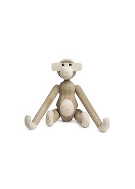 Kay Bojesen - Figure - Monkey - Monkey Oak Small