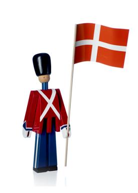 Kay Bojesen - Figure - Kay Bojesen Figures - Soldier Small