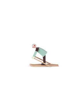 Kay Bojesen - Figure - Skiers - Boje