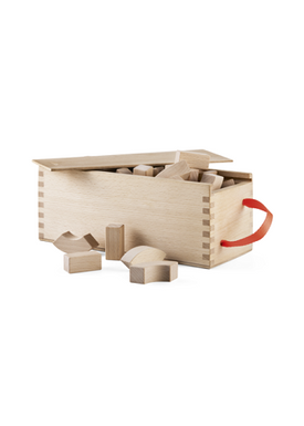 Kay Bojesen - Creative - Alphabet blocks - Alphabet blocks