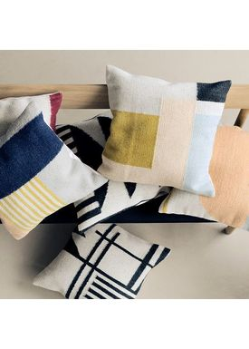 Ferm Living - Cushion - Kelim Cushion Squares - Multi