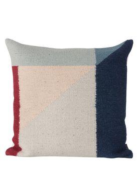 Ferm Living - Pude - Kelim Cushion Triangles - Multi
