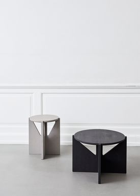 Kristina Dam - Bord - Table - Sort