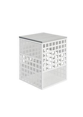 Kristina Dam - Stol - Sitting Storage - Hvid