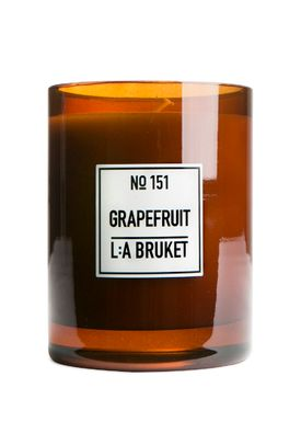 L:A Bruket - Duftlys - Scented Candles - No. 151 Grapefruit