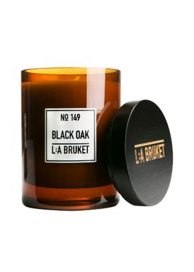 L:A Bruket - Duftlys - Scented Candles - No. 149 Black Oak