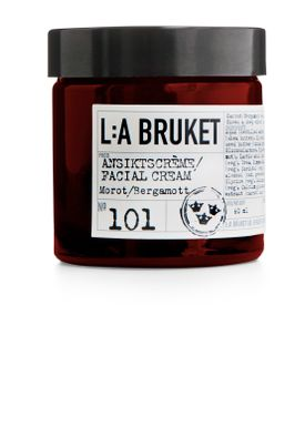 L:A Bruket - Face cream - No. 101 Face Cream Carrot/Bergamot - Neutral