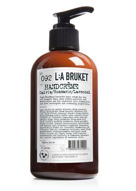 L:A Bruket - Håndcreme - No. 092 Hand Cream - Salvia/rosmarin/Lavendel
