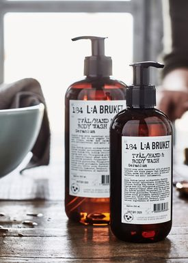 L:A Bruket - Soap - Liquid soap - No. 184 / Geranium / 250 ml