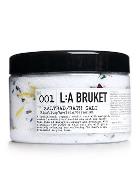 L:A Bruket - Scrub - No. 01 Saltbath Marigold/Orange/Geranium - Neutral