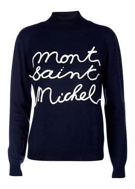 Le Mont Saint Michel - Strik - Cornely Sweater - Navy