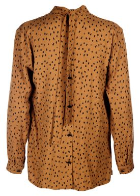Libertine Libertine - Blouse - Affair - Camel Dot