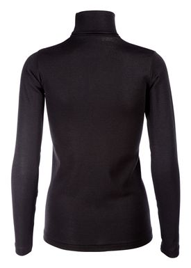 Libertine Libertine - Blouse - Tail Wool Rollerneck - Black