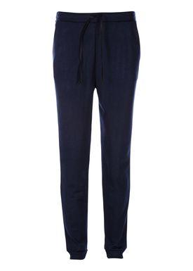 Libertine Libertine - Bukser - Honest Wool Pants - Navy