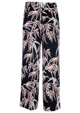Libertine Libertine - Bukser - Lark Pants - Navy Bamboo