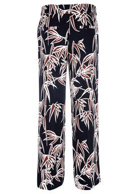Libertine Libertine - Pants - Lark Pants - Navy Bamboo