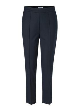 Libertine Libertine - Bukser - Pose Glitter Pants - Midnight Glitter