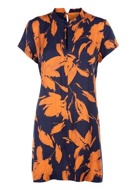 Libertine Libertine - Kjole - Open Dress - Blue Print