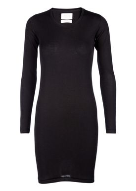 Libertine Libertine - Kjole - Trial Wool Dress - Sort