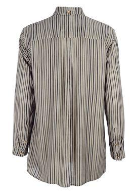 Libertine Libertine - Skjorte - Scent - Støvet Mint/ Navy Strib