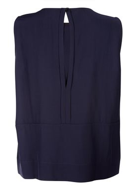 Libertine Libertine - Top - Launch Top - Navy