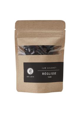 Lie Gourmet - Deli - Finish Liquorice - Salt Liquorice