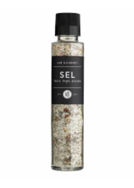 Lie Gourmet - Delikatesser - Lie Gourmet - Salt med peber, timian og skalotteløg